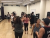 In the Heights Rehearsals