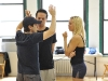 Enrique in rehearsals